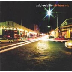 Various - Cafe Mellville -African Time (CD)