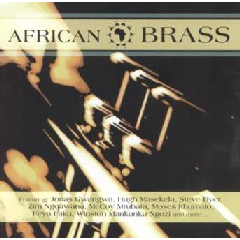 African Brass - Various Artists (CD)