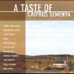 Taste Of Caiphus Semenya - Various Artists (CD)