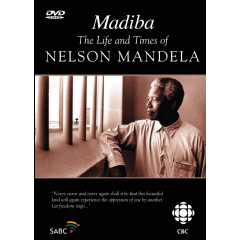 Life And Time Of Nelson Mandela - (DVD)