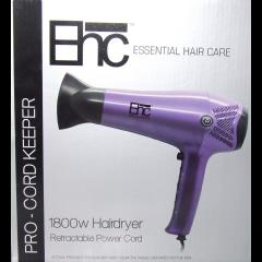 Ehc ProCord Keeper 1800W Hairdryer