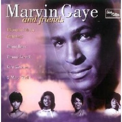 Marvin Gaye - 18 Soulful Duets (CD)