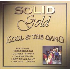 Kool & The Gang - Solid Gold (CD)