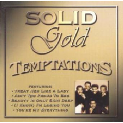 Temptations - Solid Gold (CD)