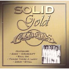 Commodores - Solid Gold (CD)