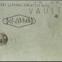 Def Leppard - Vault / Live In Sheffield (CD)