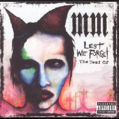 Marilyn Manson - Lest We Forget - Best Of Marilyn Manson (CD)