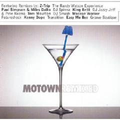 Motown Remixed - Various Artists (CD)