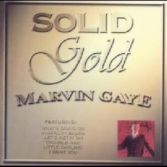 Marvin Gaye - Solid Gold (CD)