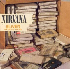 Nirvana - Sliver - Best Of The Box (CD)