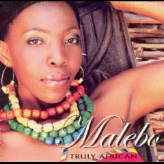 Malebo - Truly African (CD)