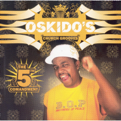 Oskido's Church Grooves - Oskido's Church Grooves - Vol.5 (CD)