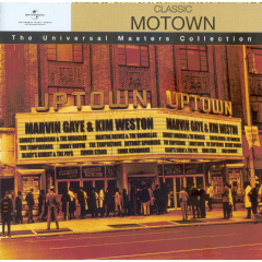 Classic Motown - Classic Motown - Universal Masters Series (CD)