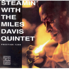 Miles Davis - Steamin' With The Miles Davis Quintet (CD)