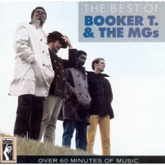 Booker T & The Mg's - Best Of Booker T & The MGs (CD)