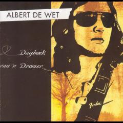 Albert De Wet - Dagboek Van 'n Dromer (CD)