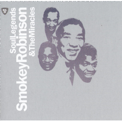 Smokey Robinson/miracles - Soul Legends (CD)