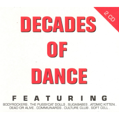 Decades of Dance - Various (Double CD)