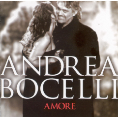 Andrea Bocelli - Amore - Repackage (CD)