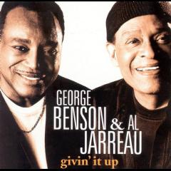 George Benson, Al Jarreau - Givin' It Up (CD)