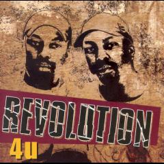 Revolution - 4 U (CD)