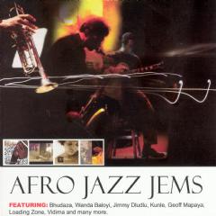 Jazz Gems - Afro Jazz Gems (CD)