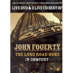 John Fogerty - Long Road Home (CD + DVD)