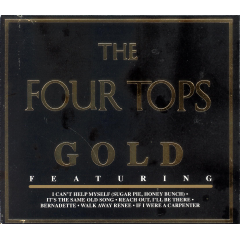 Four Tops - Gold (CD)