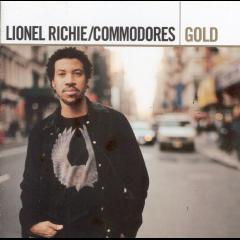 Lionel Richie, Commodores - Gold (CD)