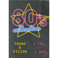 80's Collection - 80's Collection - Sound & Vision (CD + DVD)