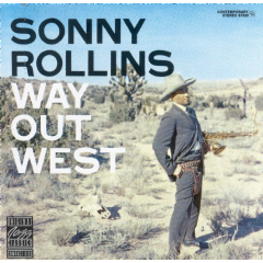 Sonny Rollins - Way Out West (CD)
