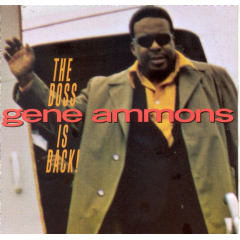 Gene Amons - Boss Is Back (CD)
