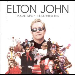 Elton John - Rocket Man - The Definitive Hits (CD)