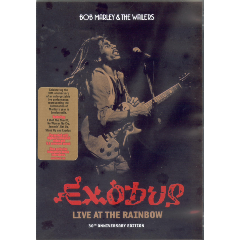 Bob Marley - Exodus Live At The Rainbow - 30th Anniversary Edition (DVD)