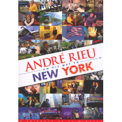Andre Rieu - On His Way To New York (DVD)