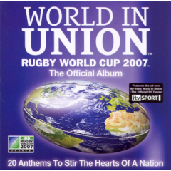 World in Union - World Cup 2007 - Various (CD)