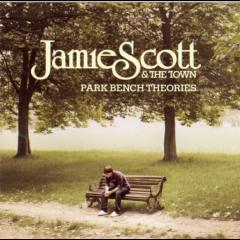 Jamie Scott & The Town - Park Bench Theories (CD)