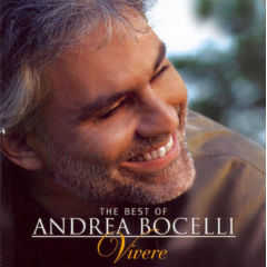 Andrea Bocelli - Vivere - Greatest Hits (CD)
