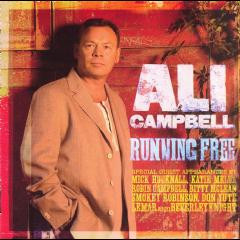Ali Campbell - Running Free (CD)