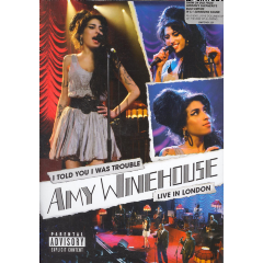 Amy Winehouse - I Told You I Was Trouble - Live In London (DVD)