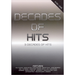 Decades Of Hits - Decades Of Hits (CD + DVD)