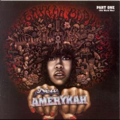 Erykah Badu - New Amerykah Part One (4th World War) (CD)
