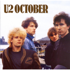 U2 - October - Remastered (CD)