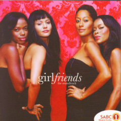 Girlfriends OST (CD)