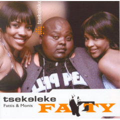 Tsekeleke - Fattis & Monis (CD)