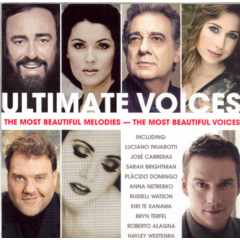 Ultimate Voices - Ultimate Voices (CD)