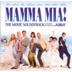 Mamma Mia! The Movie Soundtrack - Mamma Mia! (CD)