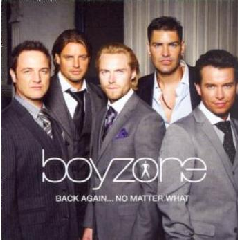 Boyzone - Back Again No Matter What - Greatest Hits (CD)