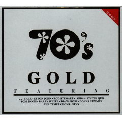 70's Gold - 70's Gold (CD)