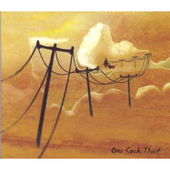 One Sock Thief - Tell Them Now (CD)